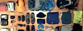 Đi phượt cần chuẩn bị những gì? Chuẩn bị hành lý đi du lịch phượt