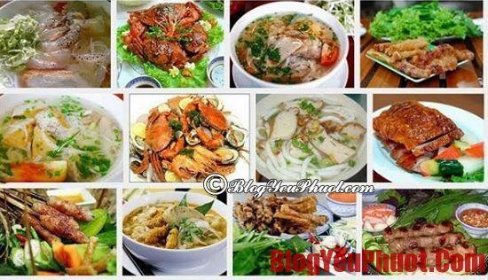 Ăn gì khi du lịch Nha Trang? Điểm tên các món ăn ngon, hấp dẫn ở Nha Trang bạn không nên bỏ lỡ