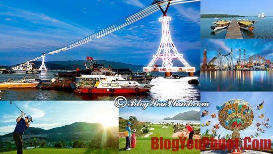 Đi đâu, chơi gì khi du lịch Nha Trang? Vinpearl Land, địa điểm tham quan, du lịch nổi tiếng ở Nha Trang