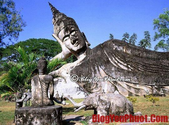 Hướng dẫn du lịch bụi Lào