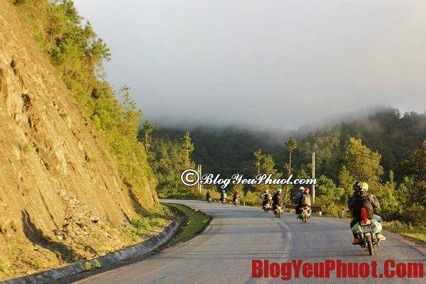 Hướng dẫn phượt bằng xe máy