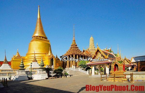 Phượt Bangkok 3 ngày 2 đêm