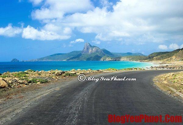 Phương tiện đi phượt Côn Đảo