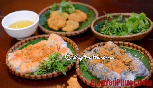 Món ăn ở Hạ Long - Quảng Ninh nên thưởng thức khi đi phượt