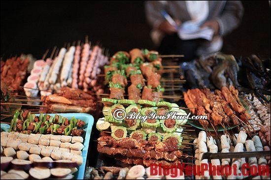 Địa điểm ăn uống ngon rẻ ở Sapa