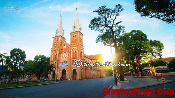 Kinh nghiệm phượt Sài Gòn