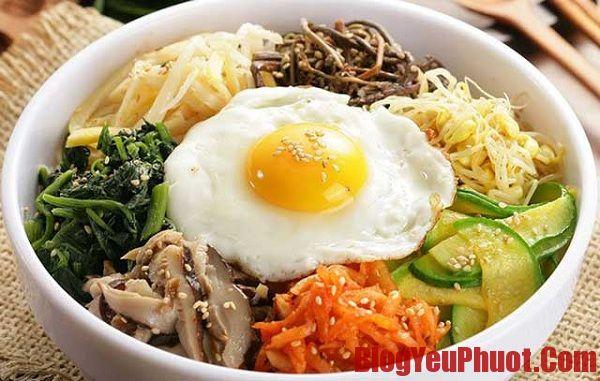 Ăn gì khi du lịch Hàn Quốc? Quán Bimbap ngon ở Hàn Quốc