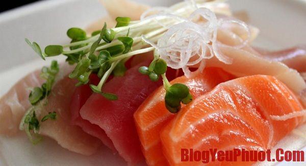 Ăn gì khi du lịch Nhật Bản? Quán Sashimi ngon nhất ở Nhật Bản