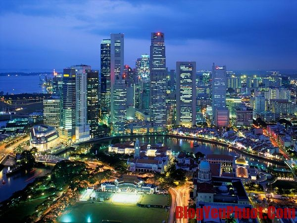 Kinh nghiệm du lịch Malaysia. Địa điểm tham quan ở Malaysia