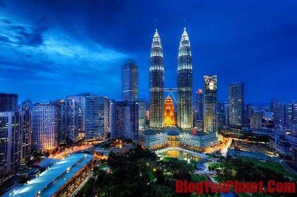 Kinh nghiệm du lịch bụi Malaysia