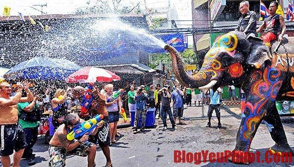 Kinh nghiệm du lịch Thái Lan- thời điểm