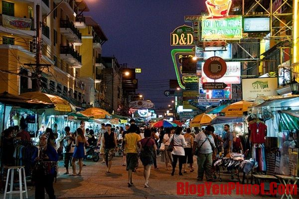 Kinh nghiệm du lịch Thái Lan- khách sạn
