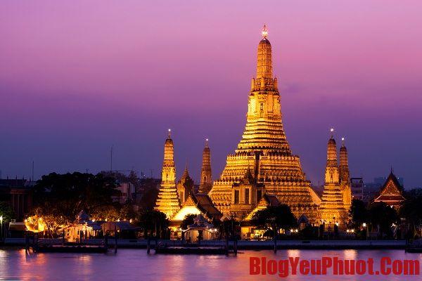 Kinh nghiệm du lịch Thái Lan- địa danh du lịch