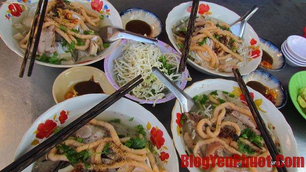 Kinh nghiệm du lịch Trà Vinh- Các món ăn đặc sản Trà Vinh