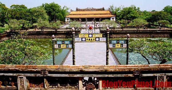 Hướng dẫn lịch trình du lịch Hội An-Huế- Đà Nẵng