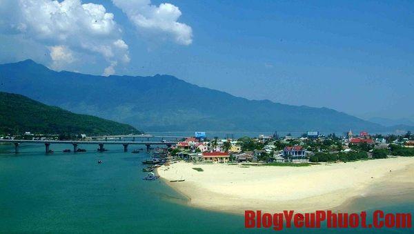 Kinh nghiệm du lịch Hội An-Huế- Đà Nẵng theo tour. Điểm dừng chân Lăng Cô