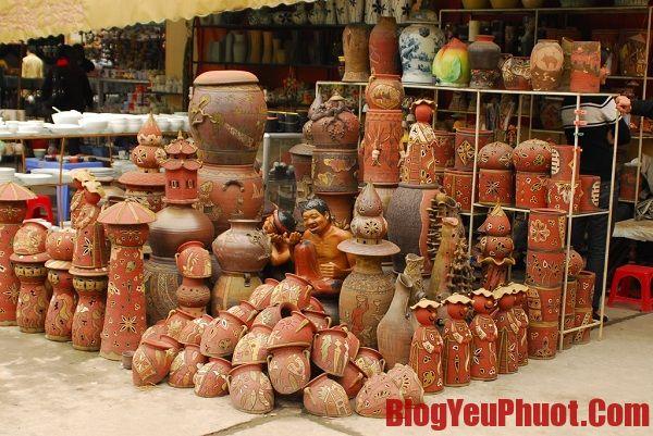 Kinh nghiệm du lịch Làng gốm Bát Tràng