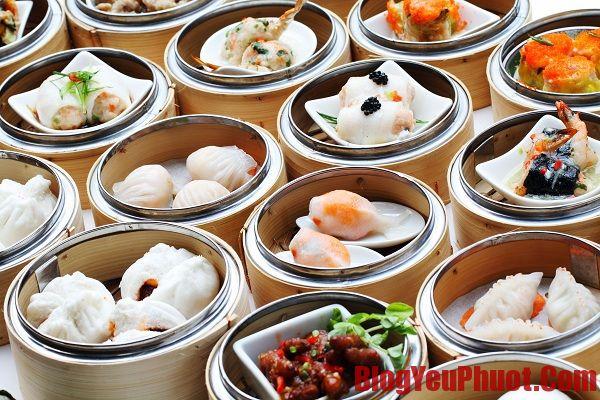 Đặc sản Singapore. Dim Sum món ngon nên thưởng thức ở Singapore