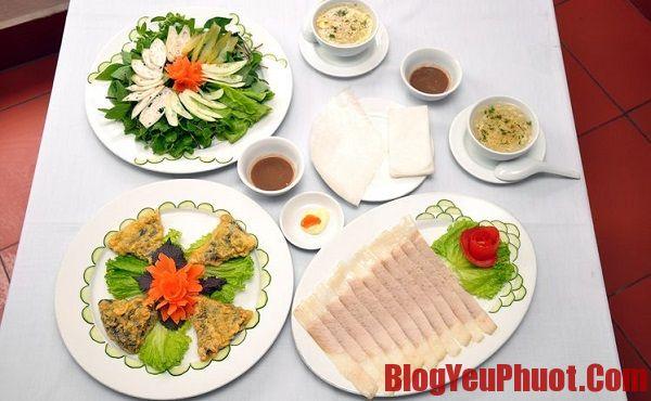 Du lịch Đà Nẵng ăn bánh tráng cuốn thịt heo ở đâu ngon? Món ăn đặc sản Đà Nẵng