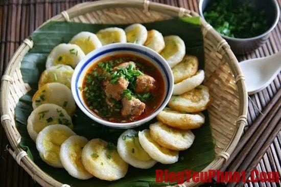 Món ăn vặt ngon, hấp dẫn ở Đà Lạt