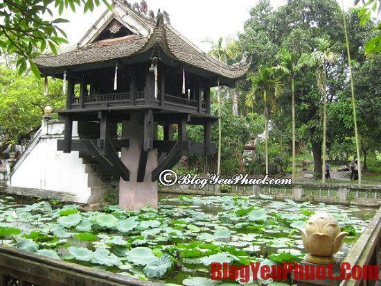 Kinh nghiệm du lịch Hà Nội từ Sài Gòn