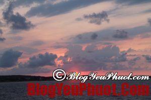Chơi những đâu ở Đảo Phú Quý?