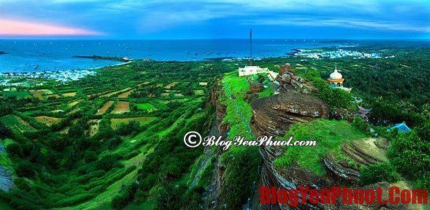 Kinh nghiệm du lịch đảo Phú Quý lần đầu