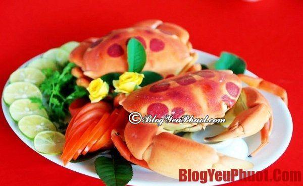 Những món ăn nên thưởng thức trên đảo Phú Quý