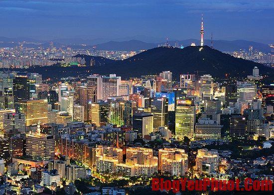Chơi gì khi đến Hàn Quốc trong 5 ngày?