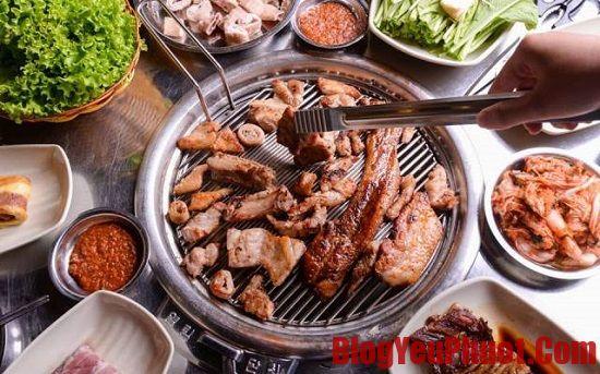 Ăn gì khi du lịch Hàn Quốc?