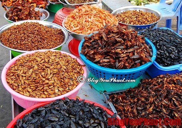 Gợi ý lịch trình du lịch Phnom Penh 3 ngày 2 đêm