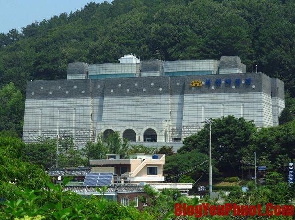 Địa điểm tham quan ở Hàn Quốc
