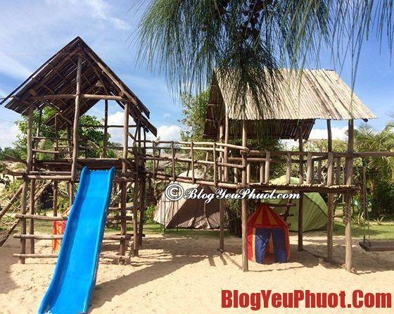 Chuyến đi phượt Coco Beach Camp
