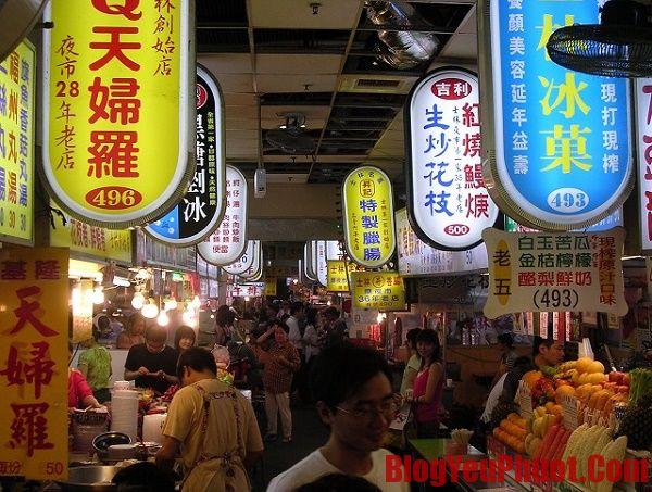 Chợ đêm Shilin - điểm đến vui chơi, mua sắm khi đi du lịch Đài Loan