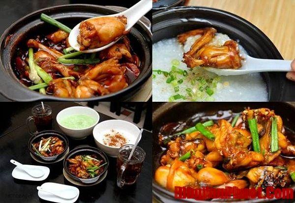 Kinh nghiệm ăn uống khi du lịch Singapore. Những món ăn đặc sản Singapore