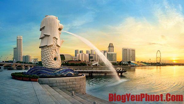 Hướng dẫn du lịch Singapore. Đi đâu, khám phá ở đâu khi du lịch Singapore