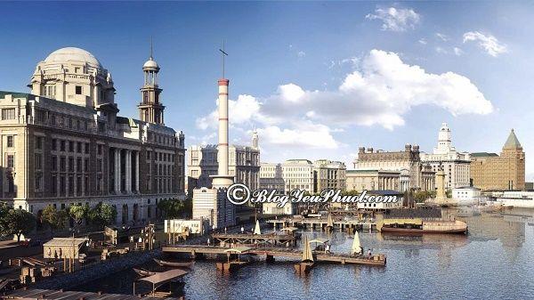 Địa điểm tham quan Bến Thượng Hải