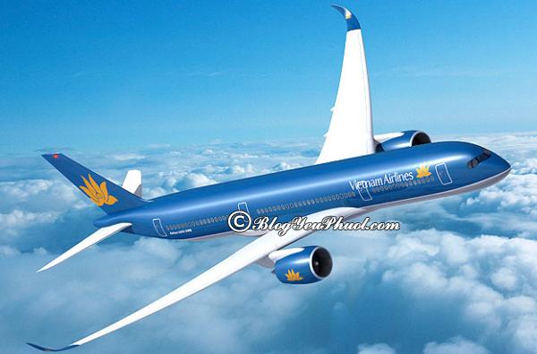 Du lịch Thượng Hải bằng máy bay/ Kinh nghiệm du lịch Thượng Hải