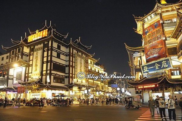 Địa điểm tham quan Thượng Hải - đại lộ Nam Kinh