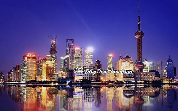 Tổng hợp kinh nghiệm du lịch Thượng Hải