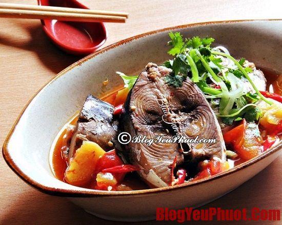 Ăn gì ngon khi du lịch Phú Yên?