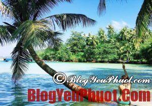 Kinh nghiệm phượt đảo Nam Du