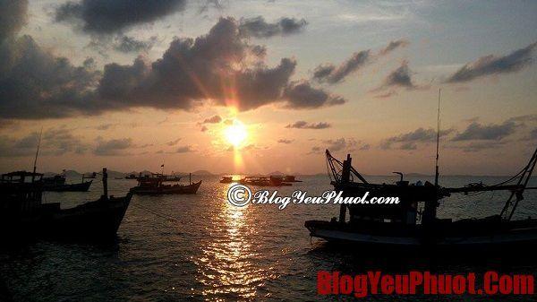 Hướng dẫn du lịch bụi đảo Hải Tặc