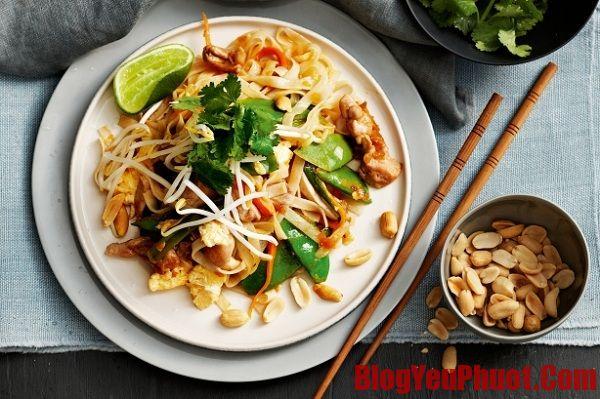 Địa chỉ ăn Pad Thái ngon. Những món ăn nổi tiếng ở Thái Lan