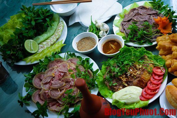 Ăn bê thui cầu mống ở đâu ngon tại Đà Nẵng? Món ngon đặc sản Đà Nẵng