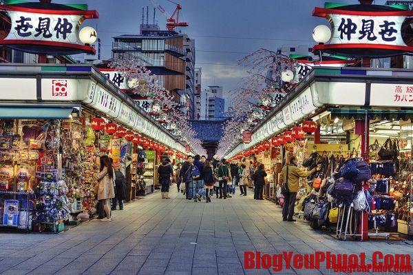 Mua gì khi du lịch Nhật Bản? Kinh nghiệm mua sắm ở Nhật Bản