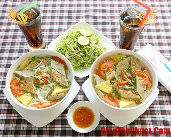 Quán bún chả cá ngon, bổ rẻ ở Nha Trang. Ăn gì ngon khi du lịch Nha Trang?