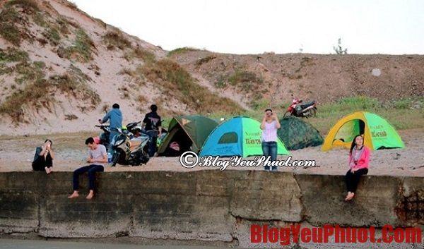 Danh sách những nhà nghỉ tốt tại Long Hải