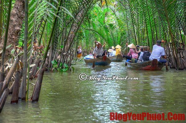 Gần Sài Gòn nên đi phượt ở đâu?