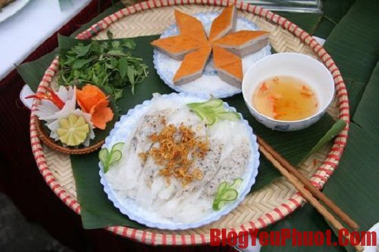 Địa chỉ ăn bánh cuốn Thanh Trì ngon, đậm đà nhất ở Hà Nội